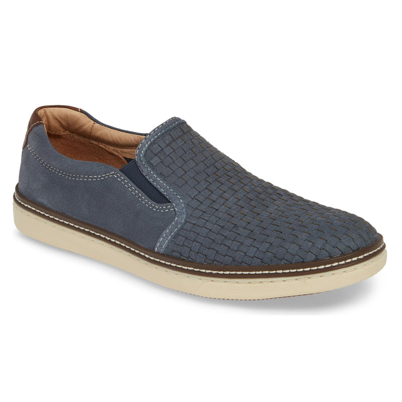 McGuffey Woven Slip-On - Johnston & Murphy
