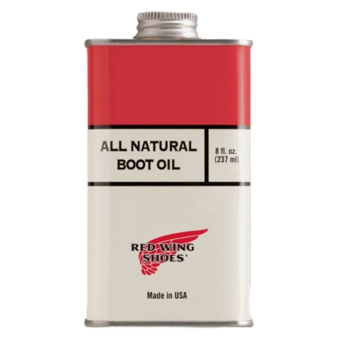 All Natural Boot Oil