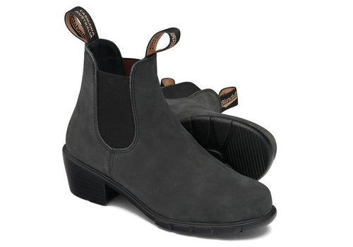 *NEW* Blundstone #2064 - Women's Heeled Boot (Rustic Black)