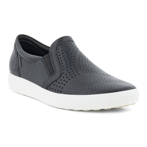*NEW* Soft 7 Perforated Slip-On (Women) - ECCO