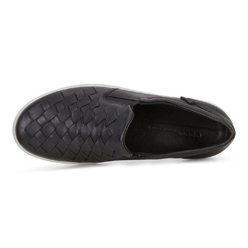 Soft 7 Woven Slip-On (Women) - ECCO
