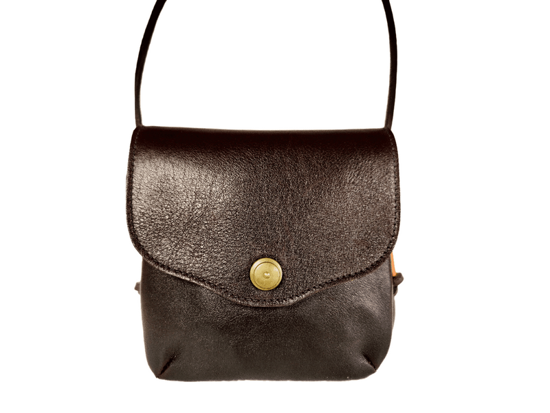 Umi Shoulder Bag (Dark Brown) - JMB/King Mountain