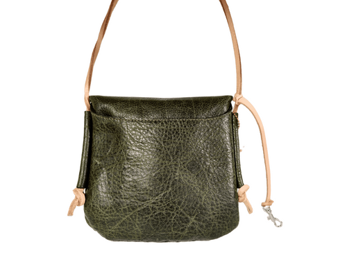 Umi Shoulder Bag (Leafy Green) - JMB/King Mountain