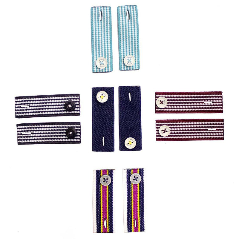 Combo pack of 5 Part 2 (Combo pack of 5 Styles) - Cuff Bands, Cuff Bands, EVOQ, EVOQ - evoqstyle.com