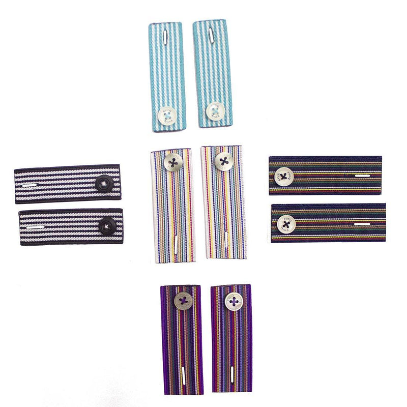 Combo pack of 5 Part 3 (Combo pack of 5 Styles) - Cuff Bands, Cuff Bands, EVOQ, EVOQ - evoqstyle.com