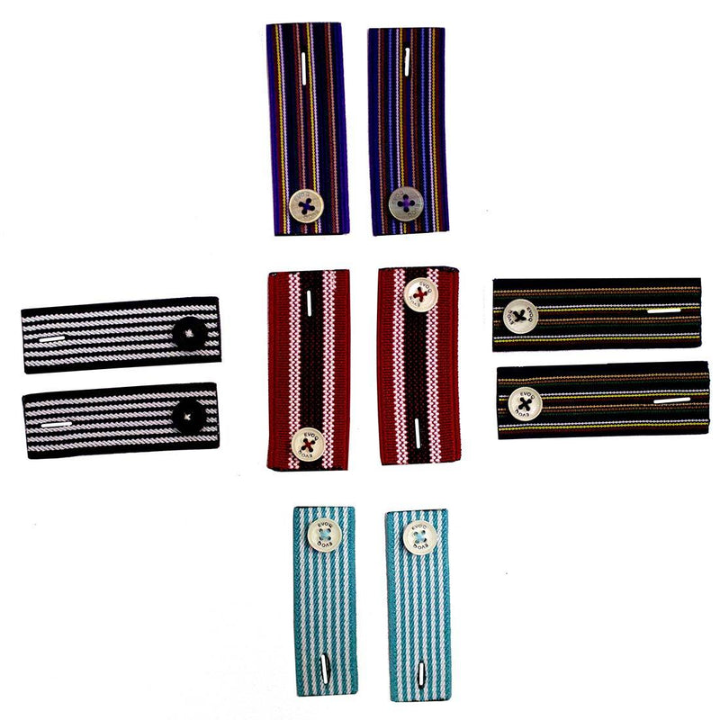 Combo pack of 5 Part 4 (Combo pack of 5 Styles) - Cuff Bands, Cuff Bands, EVOQ, EVOQ - evoqstyle.com