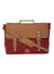 Red Monkey - Vegan Laptop Messenger Bag - EVOQ