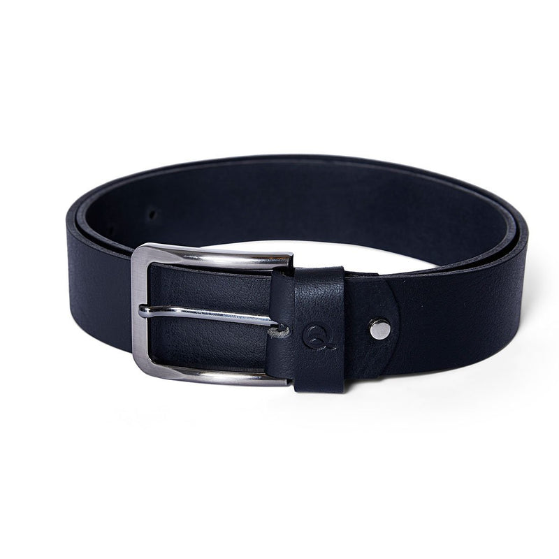EVOQ Black Leather Belt - EVOQ