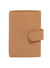 Beige Vegan Cardholder (RFID Secured) - EVOQ