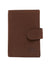 Brown Vegan Cardholder (RFID Secured) - EVOQ