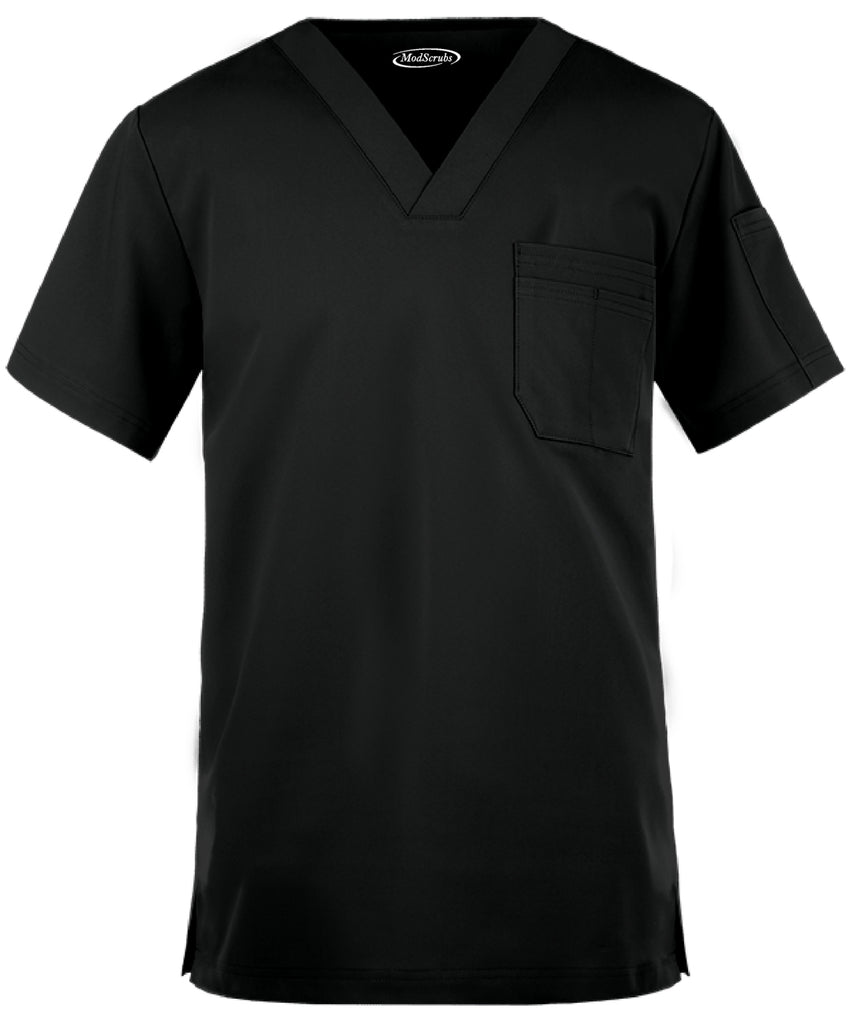 Men V-Neck 3 pockets scrubs