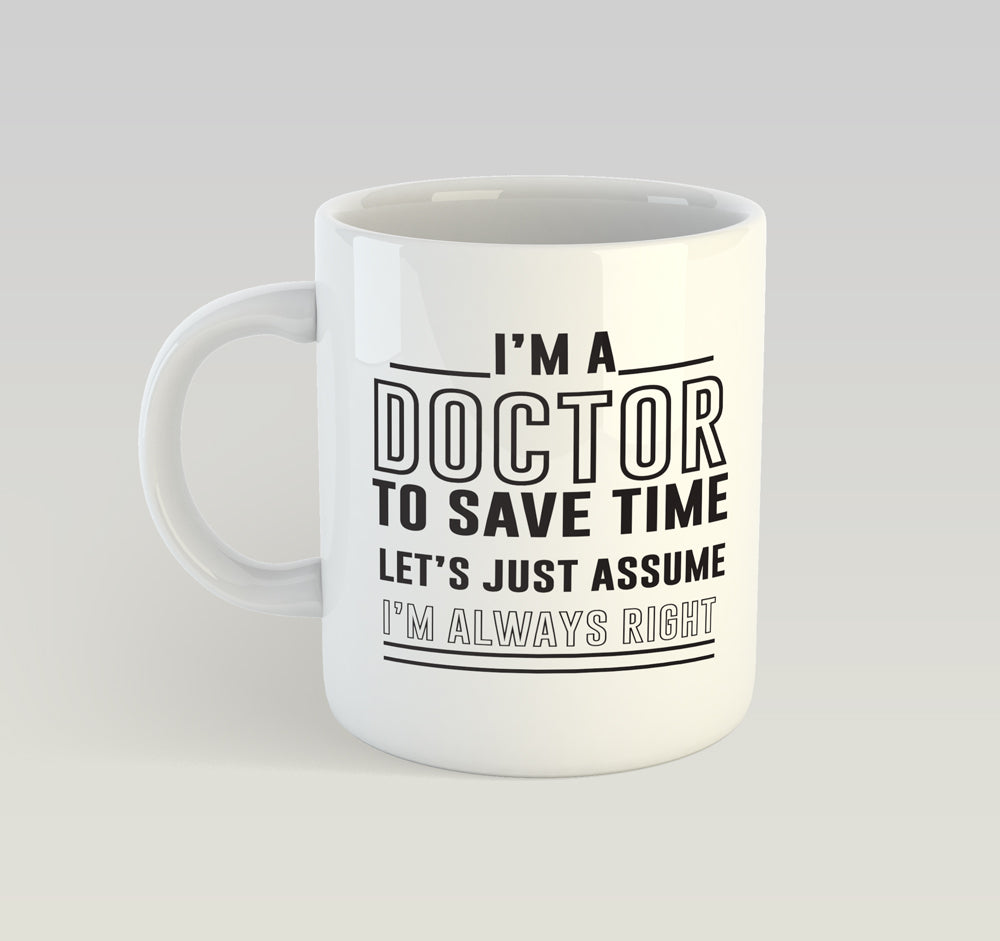 I M A Doctor