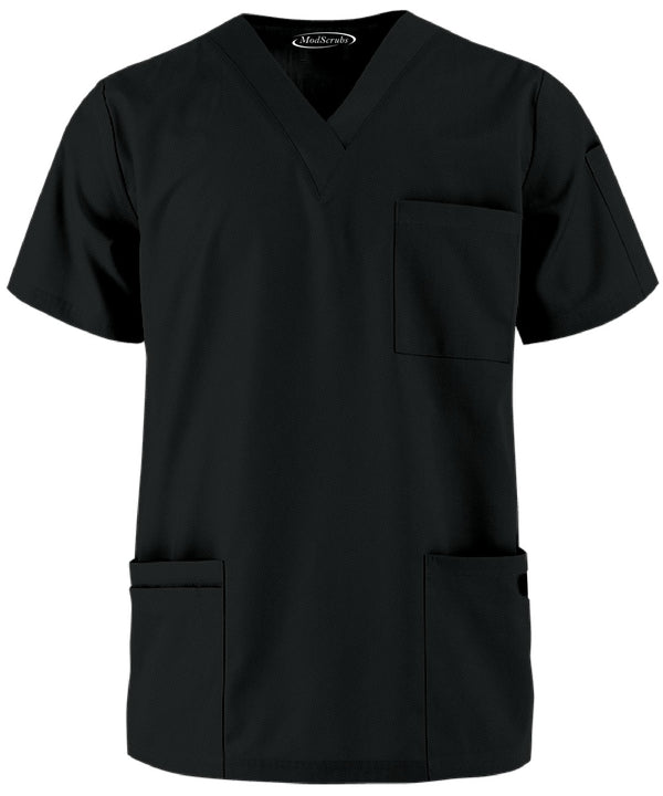 Men V-Neck 5 pockets scrubs