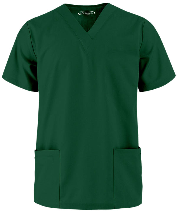 Men V-Neck 4 pockets scrubs