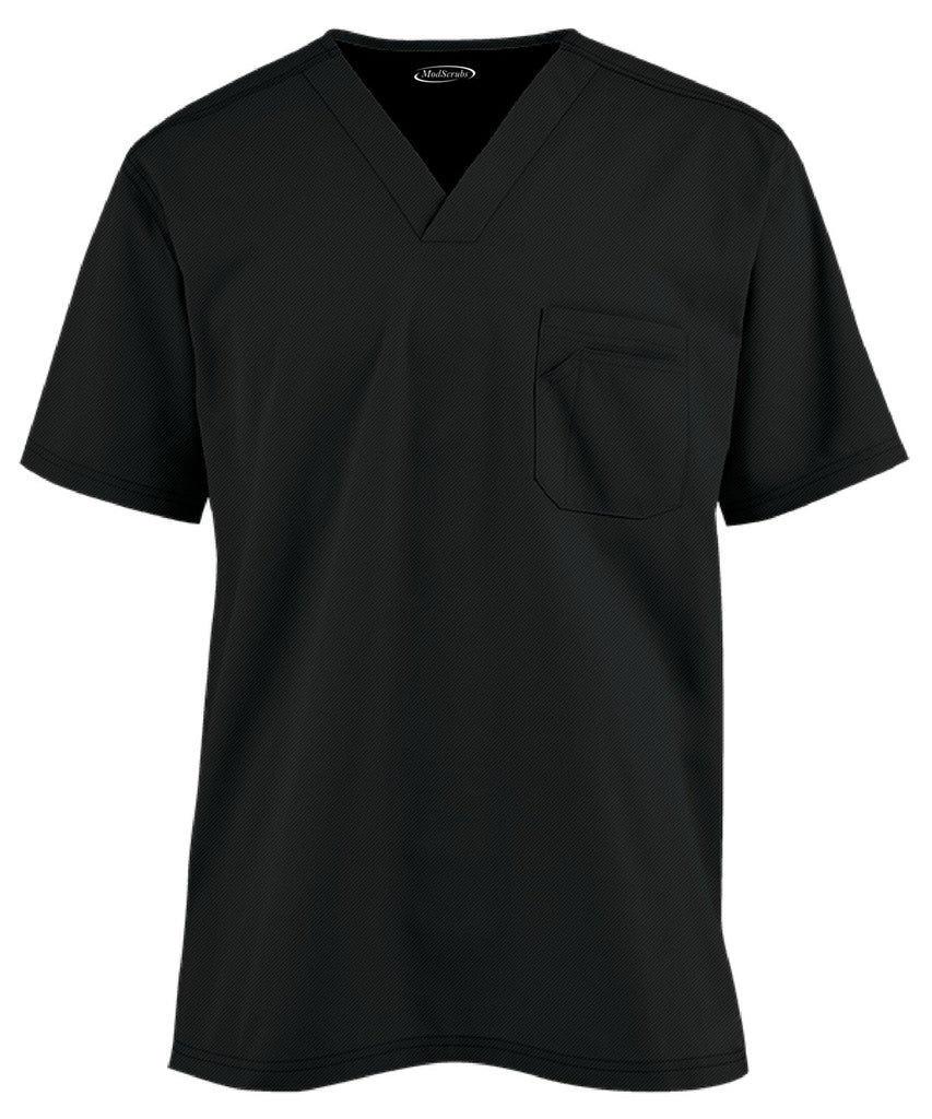 Men V-Neck scrubs 2 pocket