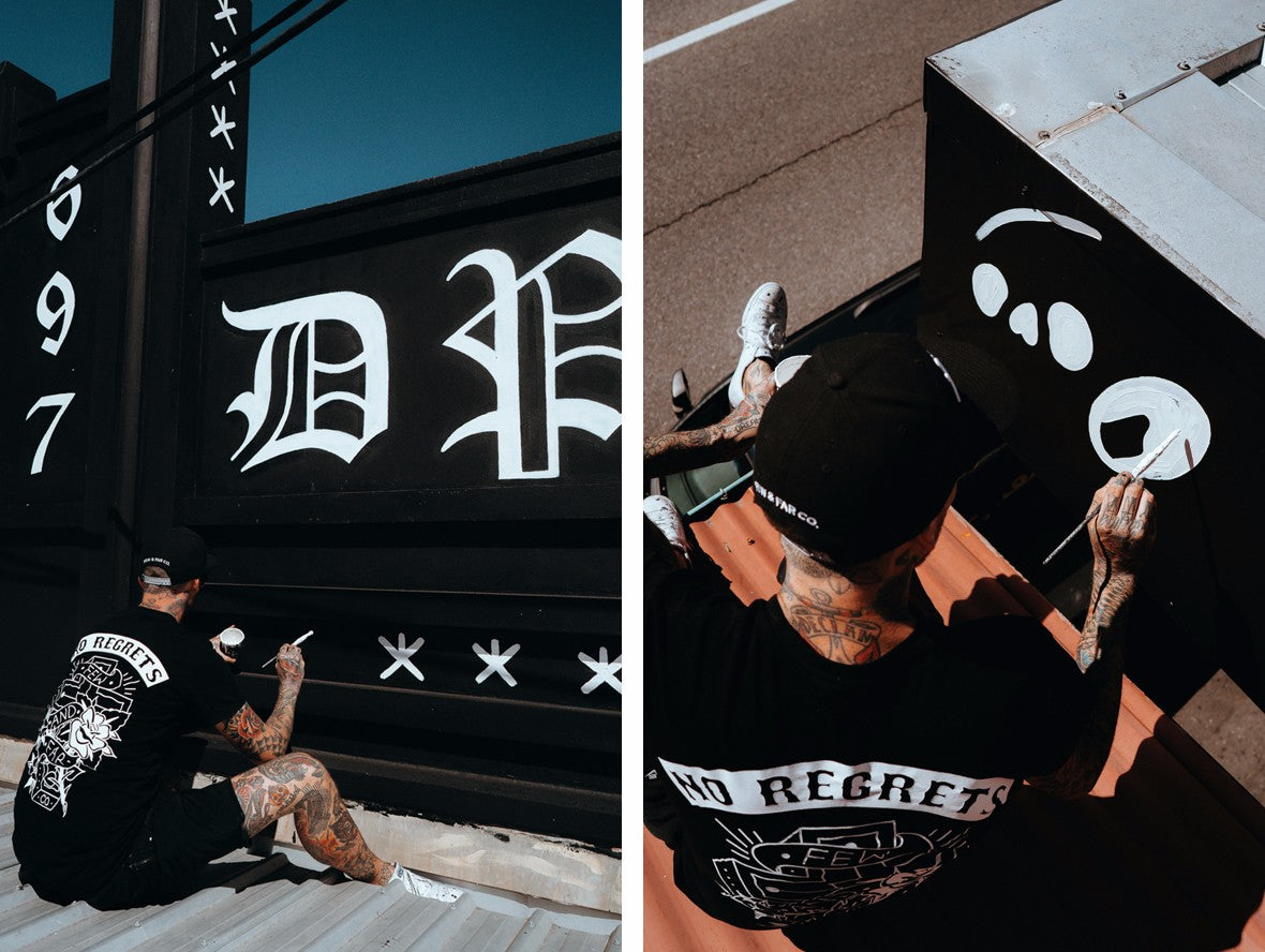 Deathproof x Few and Far Collective