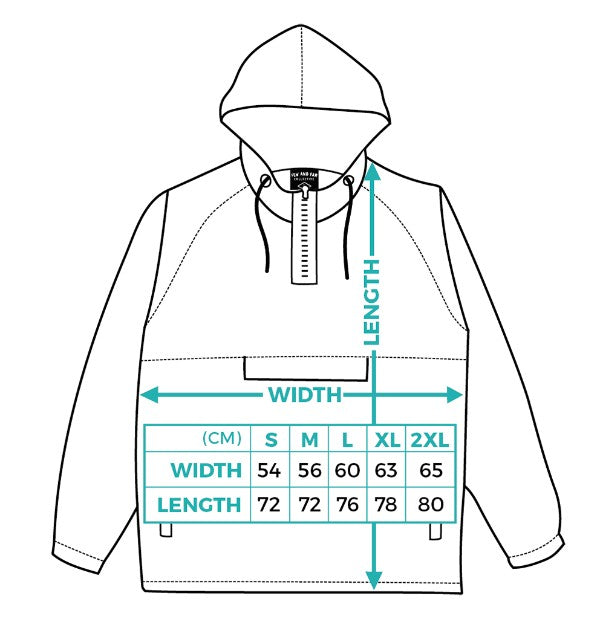 Few and Far Collective Windbreaker