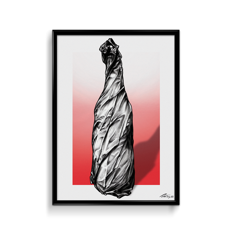 'Bottled' Fine Art Print