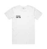 White 'Unstoppable' Tee