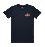 Navy 'Rock of Ages' Tee