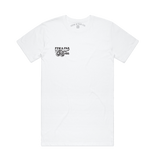 White 'Only The Strong Survive' Tall Tee