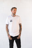 White 'Smooth Sailing' Tall Tee