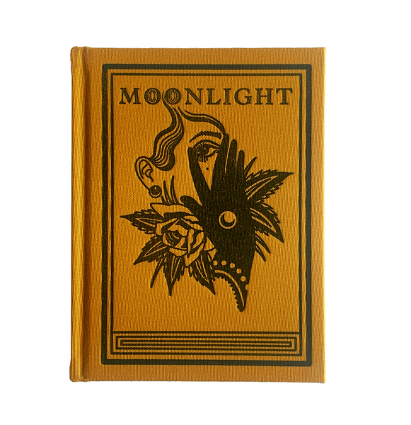 Tony Blue Arms 'Moonlight' Book