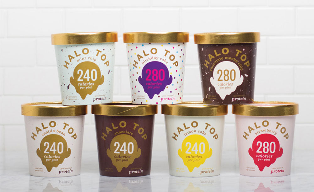 Halot Top low calorie icecream