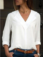 Casual Plain Shirt