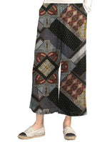 Casual Printed Tribal Woman Pant