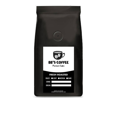 Nicaragua Single-Origin Coffee - BB'S COFFEE SHOP