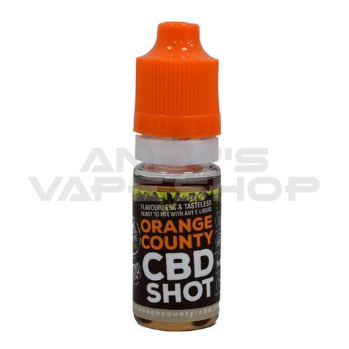 Orange County CBD E-Liquid Booster Shot (1000mg)