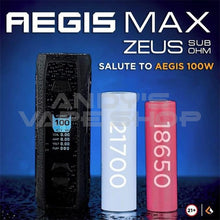 Load image into Gallery viewer, Geekvape Aegis Max Vape Kit-Vape Kits-Geekvape-Andy's Vape Shop