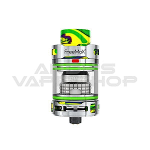 FreeMax Fireluke 3 Tank-Tanks-FreeMax-Green-Andy's Vape Shop