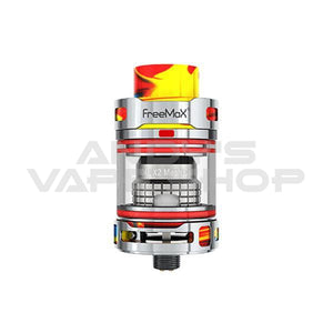 FreeMax Fireluke 3 Tank-Tanks-FreeMax-Red-Andy's Vape Shop
