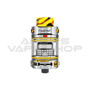 FreeMax Fireluke 3 Tank-Tanks-FreeMax-Yellow-Andy's Vape Shop