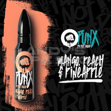 Load image into Gallery viewer, Riot Squad Punx Mango, Peach & Pineapple E Liquid 50ml Shortfill-E-Liquid-Riot Squad-Andy's Vape Shop