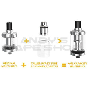 Aspire Nautilus X adapter kit-Accessories-Aspire-Andy's Vape Shop