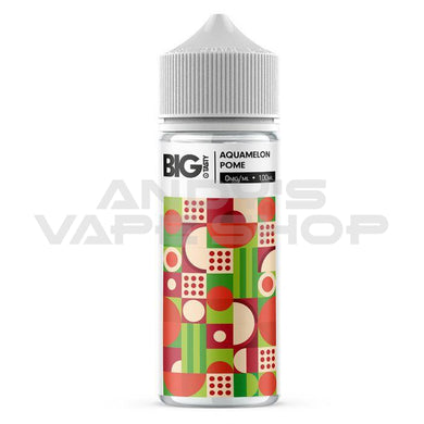 Big Tasty Exotic Aquamelon Pome E Liquid 100ml-E-Liquid-Big Tasty-Andy's Vape Shop