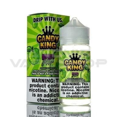 Candy King Hard Apple E Liquid 0mg 100ml Shortfill-E-Liquid-Candy king-Andy's Vape Shop