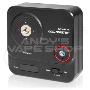 Coil Master 521 Tab Mini V2 Ohmeter-Accessories-Coil Master-Andy's Vape Shop