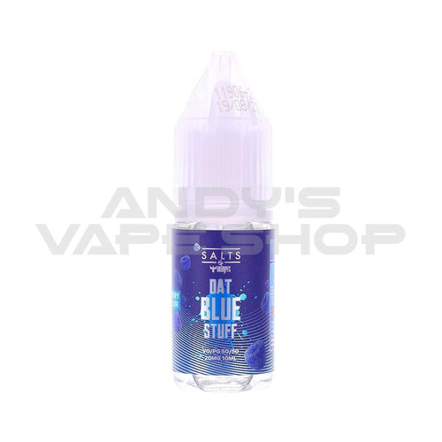 Dr Vapes - Dat Blue Stuff Nic Salts E liquid-E-Liquid-Dr Vapes-20mg-Andy's Vape Shop