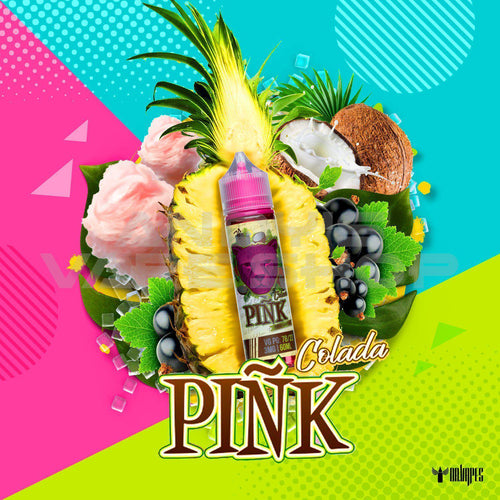 Dr Vapes Pink Colada E Liquid 50ml Shortfill 0mg-E-Liquid-Dr Vapes-Andy's Vape Shop