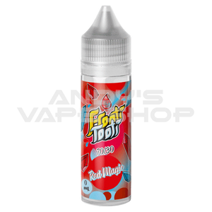 Frooti Tooti Red Magic E Liquid 50ml Shortfill