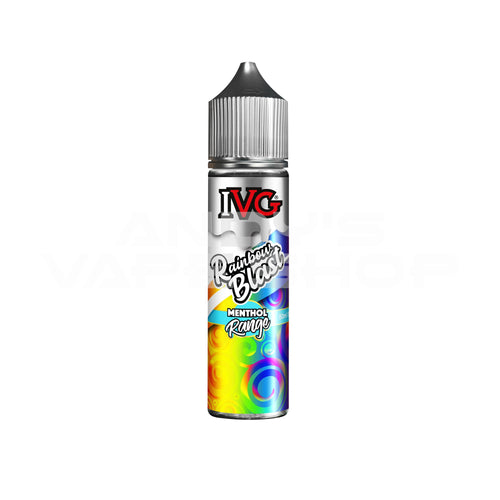 IVG Menthol Range- Rainbow Blast 50ml-E-Liquid-IVG-Andy's Vape Shop