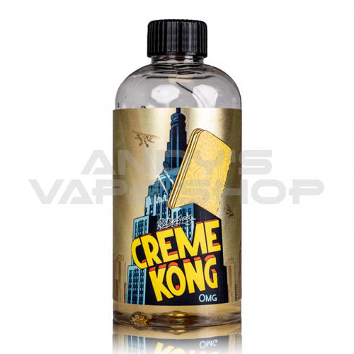 Joe's Juice Creme Kong E Liquid 200ml Shortfill 0mg-E-Liquid-Joes's juice-Andy's Vape Shop
