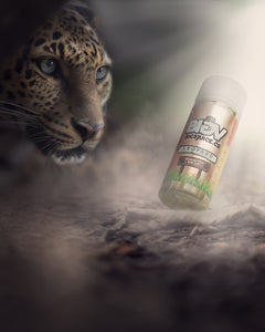 Big V Juice. Co Leopard E - Liquid 100ml Shortfill