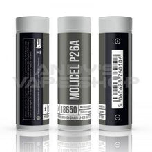 Load image into Gallery viewer, Molicel Battery P42A 21700 30a 4200mah-Batteries-Molicel-Andy's Vape Shop