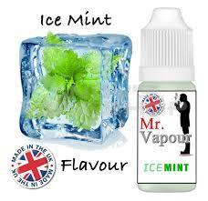 Mr Vapour Ice Mint E liquid 10ml 3mg-E-Liquid-Mr Vapour-Andy's Vape Shop