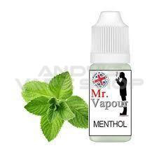 MR VAPOUR MENTHOL E LIQUID 10ML 6MG-E-Liquid-Mr Vapour-Andy's Vape Shop